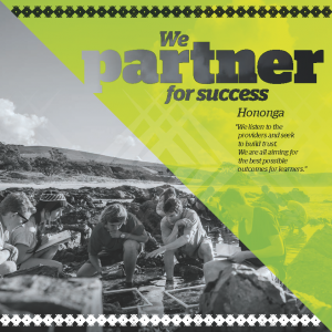 We partner for success